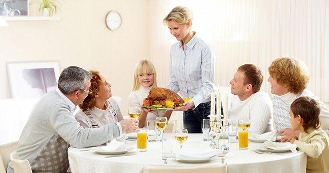 как знакомство с родителями мужа