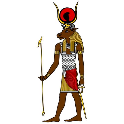 боги древнего египта апис