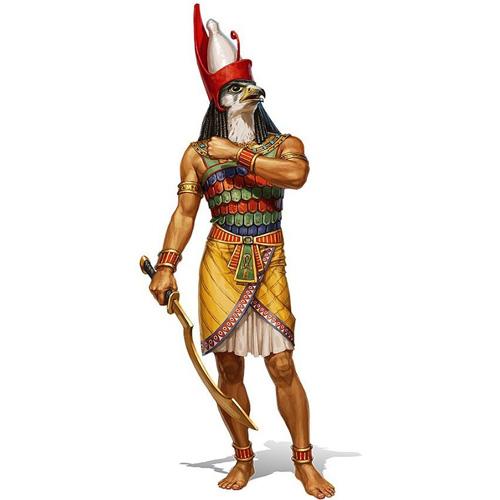боги древнего египта гор