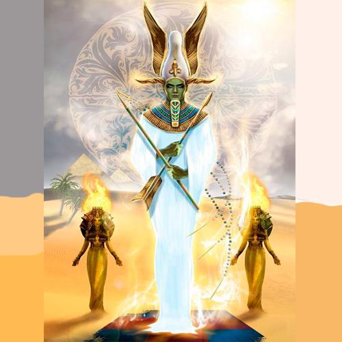 боги древнего египта осирис