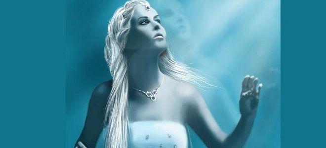 богиня луны у галлов