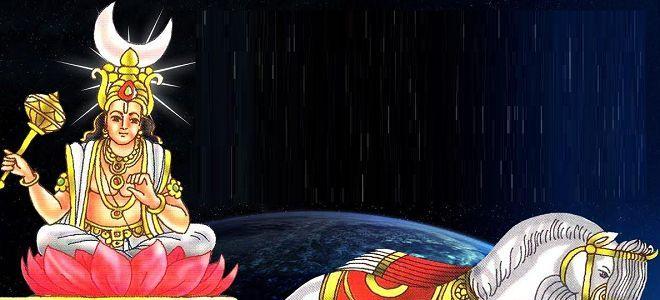 богиня луны у индусов