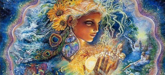 Богини красоты в разных мифологиях