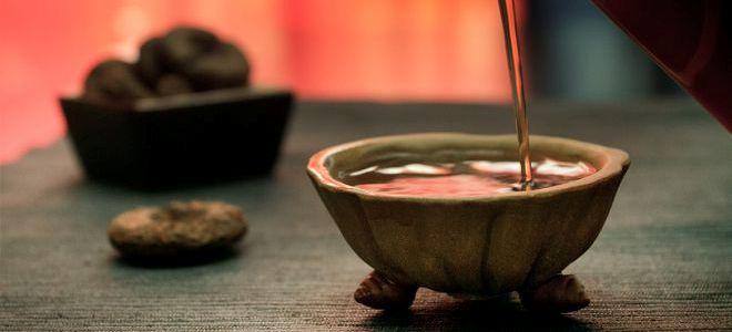 Когда и как пить чай пуэр