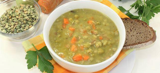 Полезен ли гороховый суп