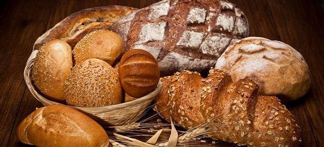 Хлеб Для Похудения Меню