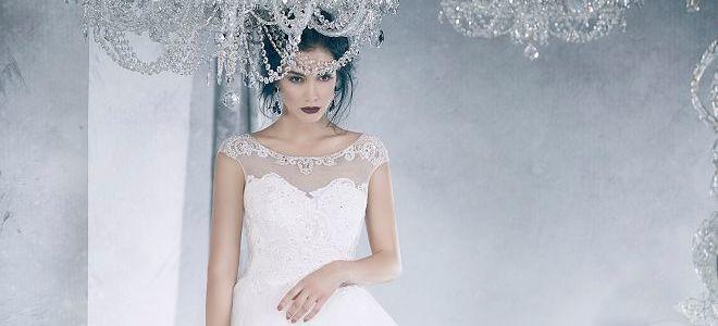 К чему снится свадебное платье темное