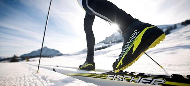 как смазать лыжи