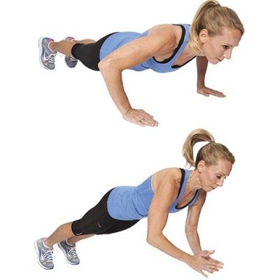 Упражнения пилатеса для похудения видео