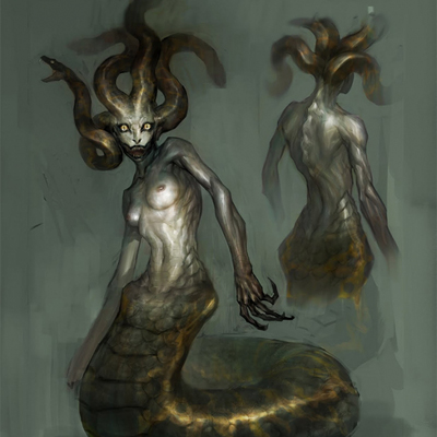 картинки мифические существа