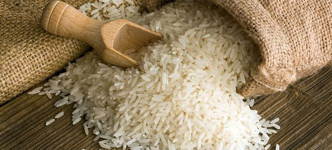 сырой рис для очищения организма