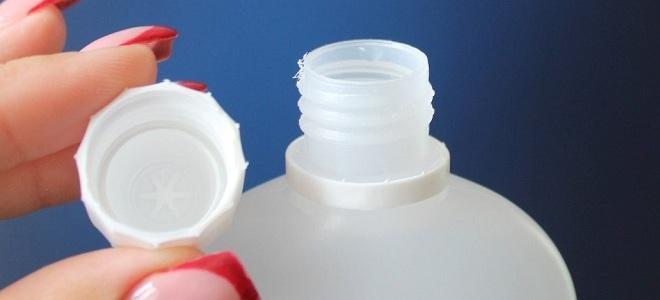 перекись водорода применение в гинекологии