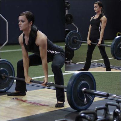 Становая тяга техника выполнения для женщин
