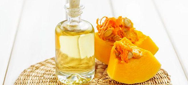 Тыквенное масло для печени