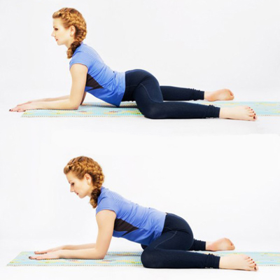 Как сделать упражнения лягушка