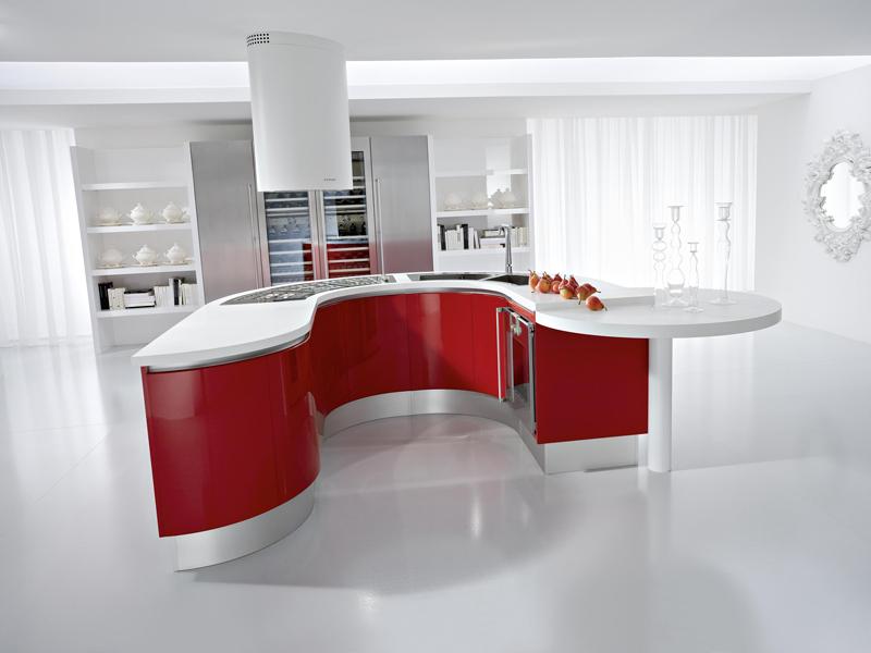 Видео по теме красно черная кухня