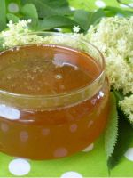 Мед из бузины − рецепт