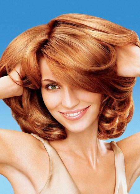 светлый золотисто-русый цвет волос фото