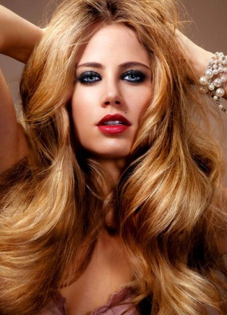 Цвет волос карамельно русый фото