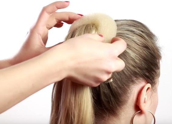 прически для тонких редких волос своими руками 2