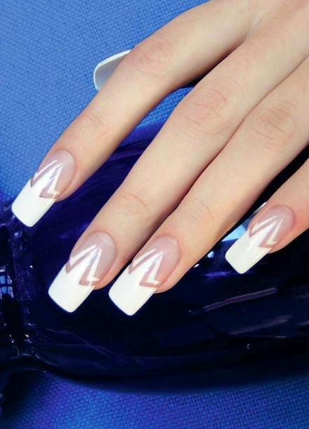 Смотреть все дизайн ногтей френч