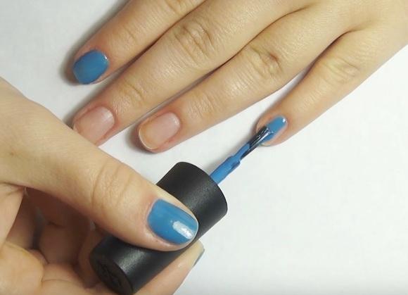 Как сделать магнитный маникюр в домашних условиях