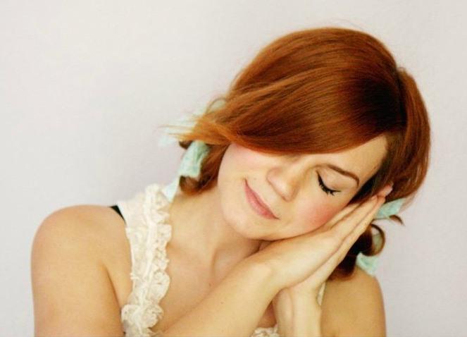 как накрутить волосы на тряпочки пошаговая инструкция фото - фото 6