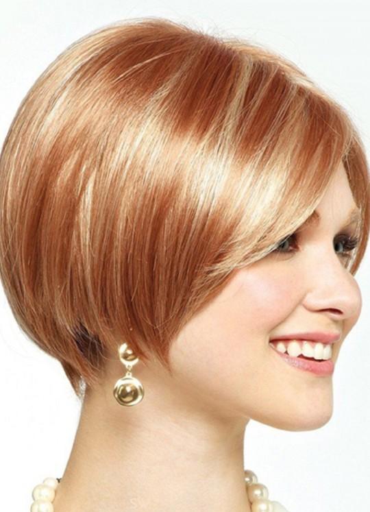 стрижки для густых тонких волос