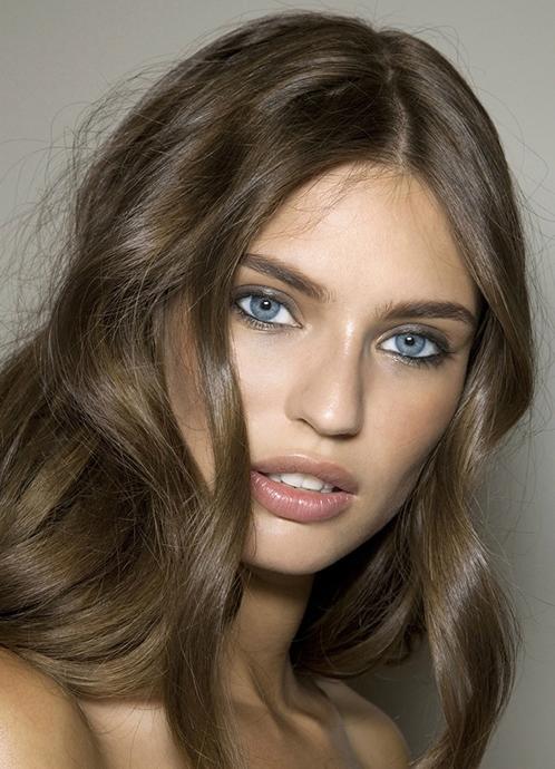 Темно-русый цвет волос – фото вариантов окрашивания | фото.