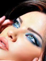 Макияж для голубых глаз – лучшие идеи на все случаи жизни