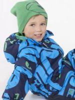 Весенний комбинезон для мальчика – новинки моды и просто удобные демисезонки для карапуза