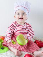 Норма еды для новорожденного по месяцам