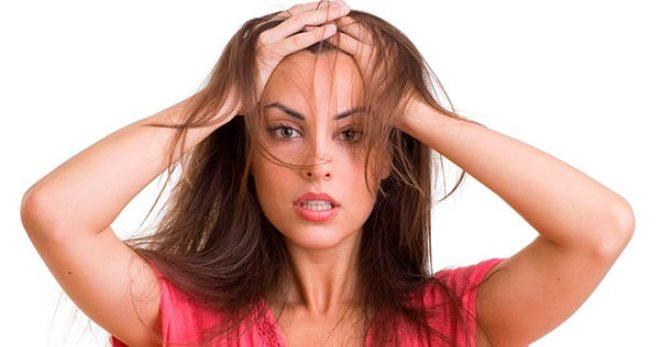 Выпадение волос уженщин