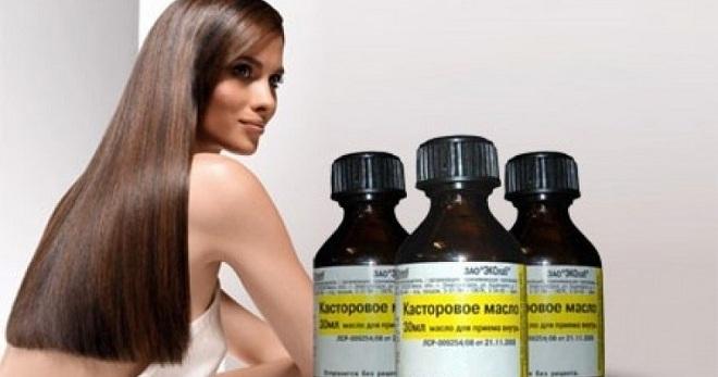 Касторовое масло для волос – лучшие способы применения для всех типов волос