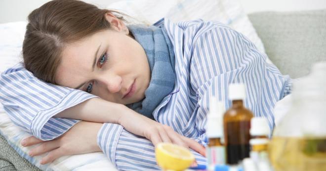 Если кормящая мама заболела простудой