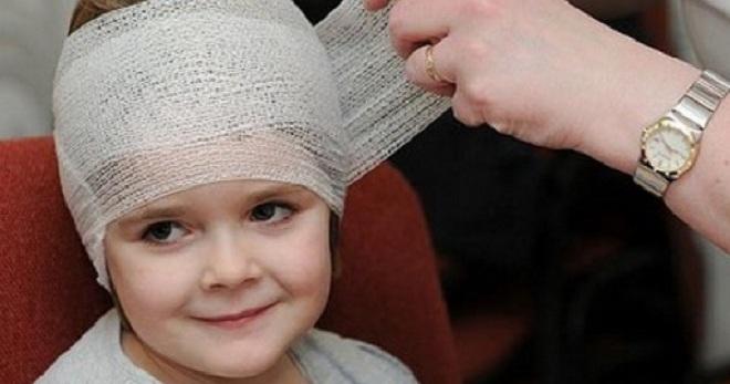 Как проявляется сотрясение мозга у ребенка