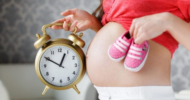 Что пожелать беременным перед родами 21