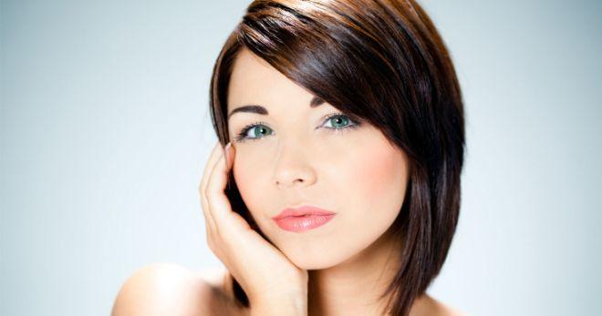 Стрижки для круглого лица – 30 лучших вариантов для разной длины волос