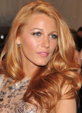 Карамельный блонд цвет волос