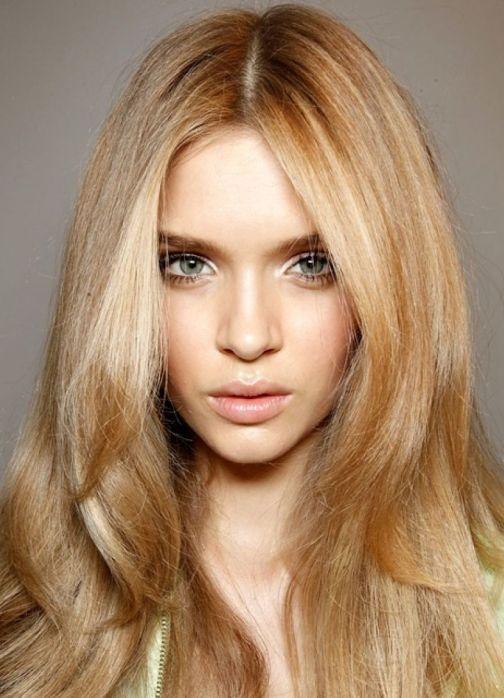 Фото цвета волос светло русый цвет