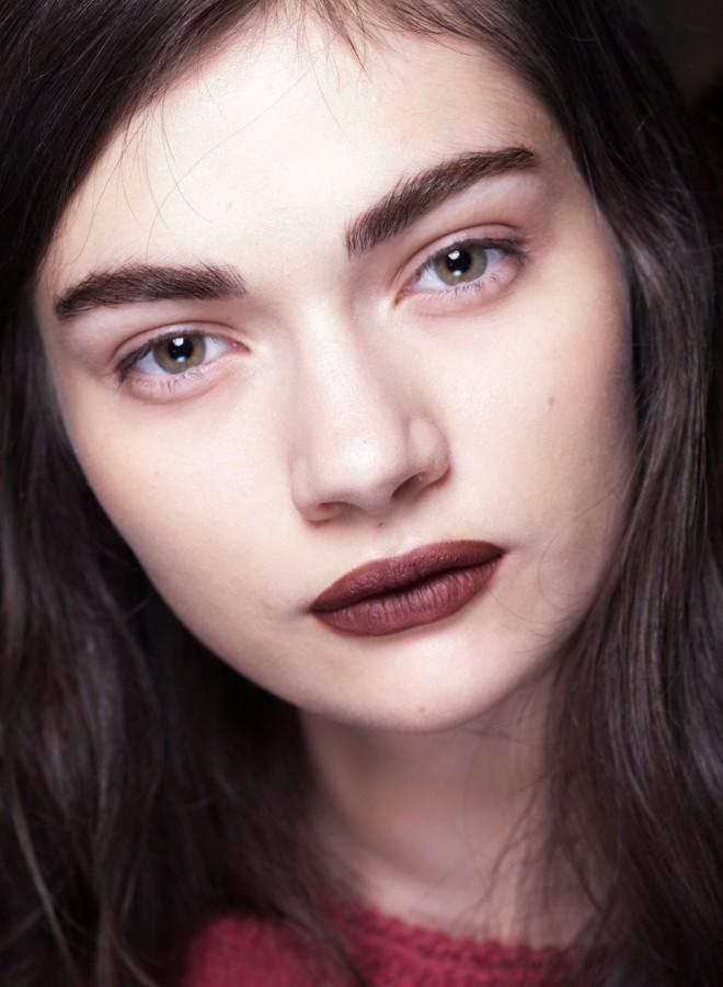 Как подобрать темную помаду для губ 3