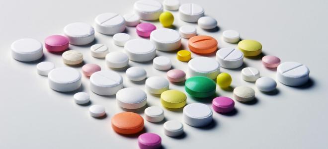 Антибиотик от ангины взрослым таблетки
