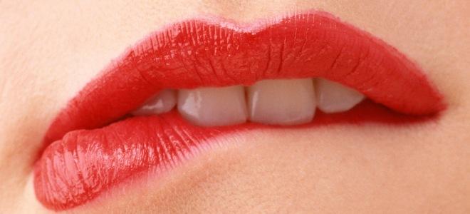 Прыщик на внутренней стороне нижней губы