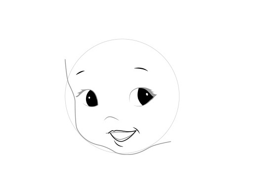 Красивый рисунок ручкой пошагово