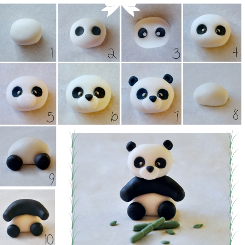 Простые поделки из пластилина для детей 2-3 лет 52