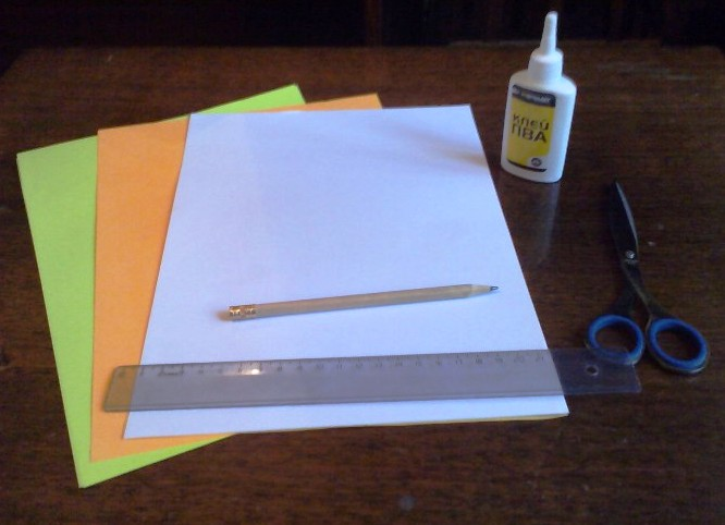 Поделки из бумаги своими руками без клея фото 86
