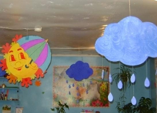 Как украсить раздевалку в детском саду своими руками осень 30