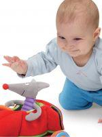 Игры с трехмесячным ребенком