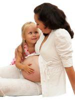 Большой живот при беременности