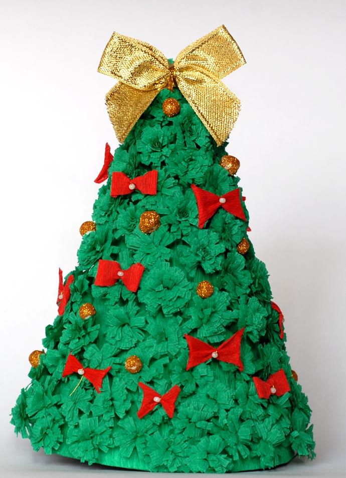 Что сделать на новогоднюю елку своими руками